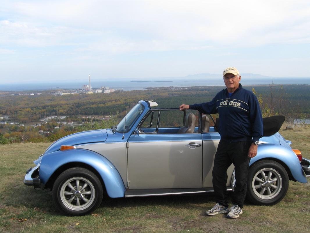 Club Member39;s Cars  Thunder Bay Vintage Sports Car Club